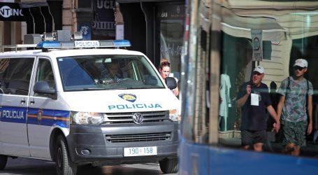 Varaždin: Mladi vozač u audiju bježao od policije i umalo pregazio policajca