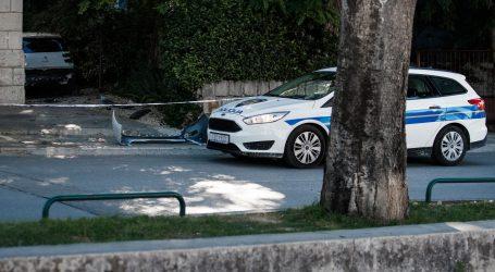 Eksplodirala bomba pod autom u Splitu, oštećeno šest automobila, muškarac zatražio liječničku pomoć