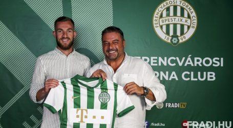 Stjepan Lončar potpisao za prvaka Mađarske