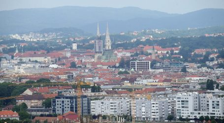 Indeks priuštivosti: Za prosječni godišnji dohodak u Zagrebu može se kupiti 6,8 metara kvadratnih stana