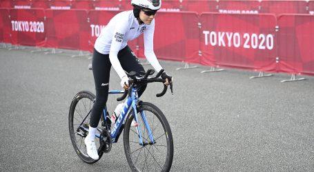 Biciklizam predstavlja slobodu za Masomah Ali Zadu, članicu izbjegličke reprezentacije u Tokiju