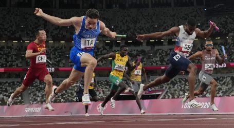 Štafete 4×100 metara: Talijani senzacionalni pobjednici, Jamajčanke brže od Amerikanki