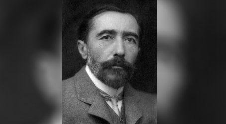 Joseph Conrad, svjetski klasik proze, književnosti se posvetio nakon godina plovidbe svijetom