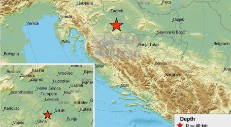 Potres magnitude 4.2 po Richteru na Baniji