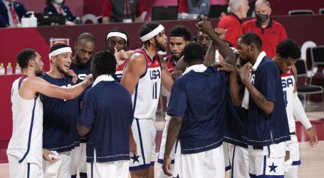 Košarkaši SAD-a izborili polufinale, Durant ubacio 29 koševa