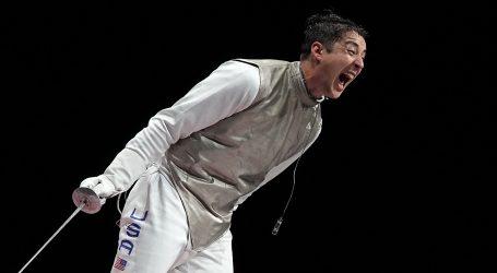 Mačevanje: Francuzima ekipno zlato u floretu