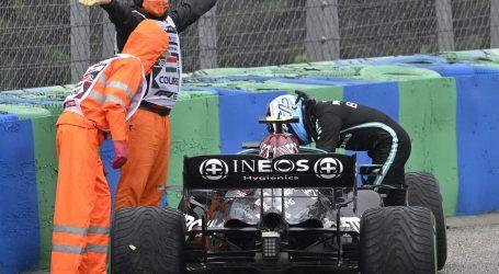 F1 – Bottas kažnjen pomicanjem za pet mjesta