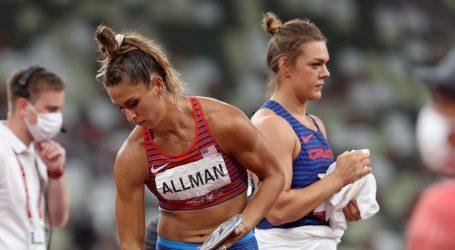 Sandra Perković na 'Hanžeku' protiv olimpijske pobjednice