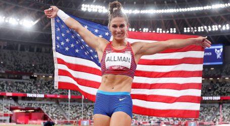 Valarie Allman: Od plesa, preko špageti večere do olimpijskog zlata u bacanju diska