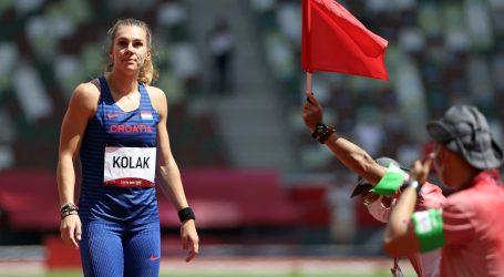 Olimpijska pobjednica iz Rija Sara Kolak bez ijednog ispravnog hica i ulaska u finale