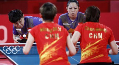Kineskinjama ekipno zlato u stolnom tenisu