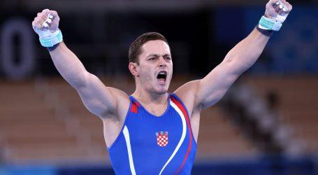 Sjajni Tin Srbić osvojio srebrnu medalju na preči!