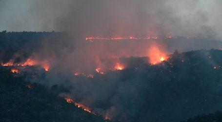 Požar kod Segeta Gornjeg pod kontrolom