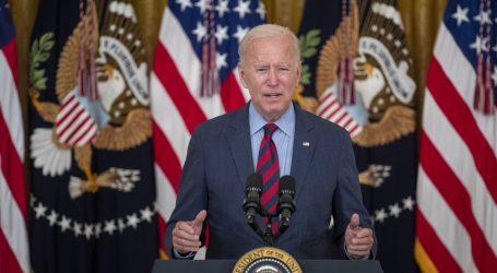 'Američka velikodušnost': Joe Biden se hvali naporima u cijepljenju Amerike i svijeta