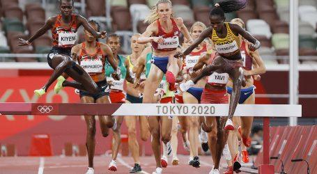 De Grasse najbrži na 200 metara, Kenijci nastavili dominaciju na 800, Poljacima medalje u kladivu