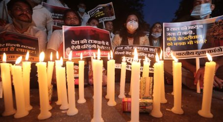 Indija: Prosvjed na mjestu gdje je silovana i ubijena devetogodišnjakinja
