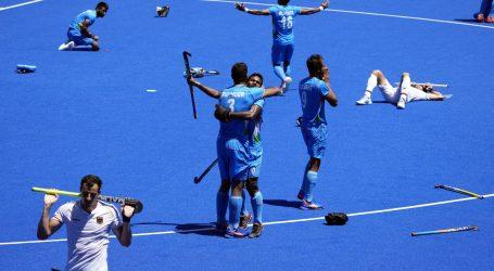 Indija nakon 41 godine na pobjedničkom postolju u hokeju na travi, osvojili su broncu