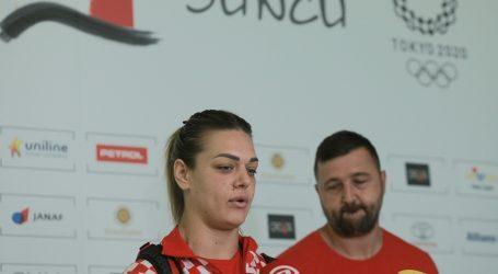 Sandra Perković vratila se u Zagreb kritizirajući organizaciju Olimpijade u Tokiju