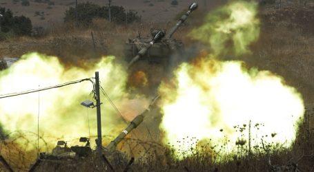 Izrael zračnim napadima uzvratio na zapaljive balone iz Gaze