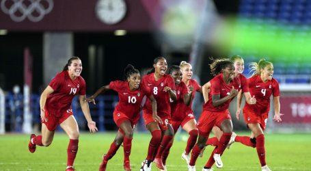 Kanadske nogometašice osvojile prvo zlato u povijesti