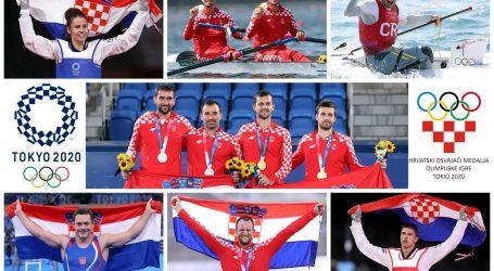 Podijeljene su sve medalje u Tokiju, Hrvatska je na 26. mjestu