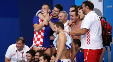 Pobjedom nad Amerikancima hrvatski vaterpolisti osvojili peto mjesto na OI