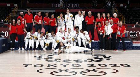 Sedmi uzastopni olimpijski naslov za američke košarkašice