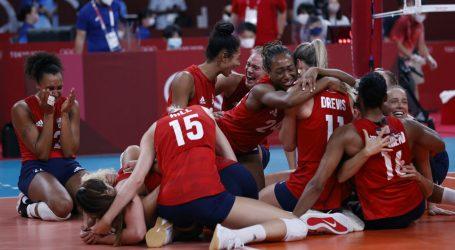 Prvo olimpijsko zlato u povijesti za američke odbojkašice