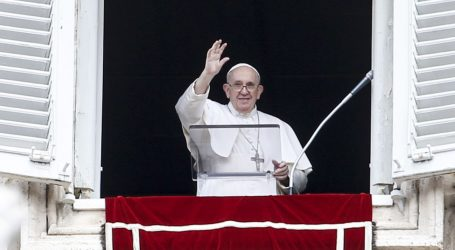 Talijanska policija zaplijenila pismo s mecima poslano Papi Franji