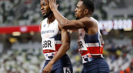 Chijindu Ujah pozitivan na doping-kontroli, Britanci ostaju bez srebra na 4×100 metara