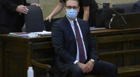 Bivši austrijski vicekancelar Strache osuđen zbog korupcije