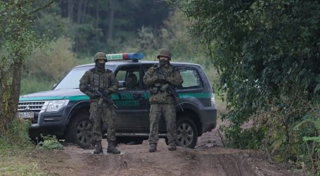 Poljska će uvesti izvanredno stanje na granici s Bjelorusijom zbog migranata