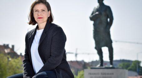 """Katarina Peović: """"Danas nije Dan pobjede, nego dan po-b(i)jede"""""""