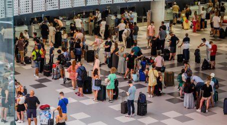 U splitskoj trajektnoj i zračnoj luci ovog vikenda rekordnih 115.000 putnika
