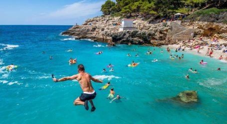 U Hrvatskoj trenutno boravi više od milijun turista, najviše je Nijemaca