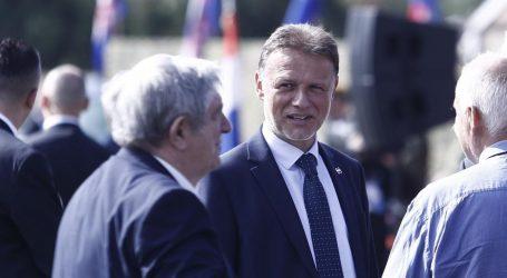 """Gordan Jandroković: """"U susjedstvu se događaju procesi na koje ne možemo žmiriti"""""""