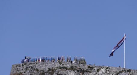 U Kninu obilježena 26. obljetnica 'Oluje', predsjednici države, Vlade i Sabora održali govore