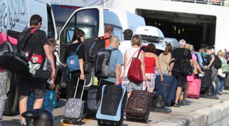 DZS: Promet u morskim lukama porastao 81,8 posto