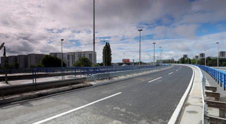 Za vikend posebna regulacija prometa zbog sanacije Mosta mladosti