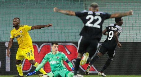 Sheriff nadigrao Dinamo i ostvario veliku prednost u prvom susretu play-offa Lige prvaka