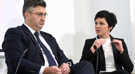 Kako je šefica HRT-ova informativnog servisa premijeru Plenkoviću unaprijed slala pitanja za intervju
