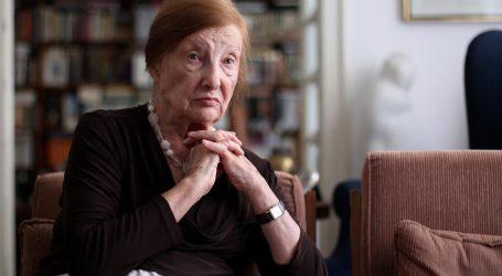 """Latinka Perović: """"Shvaća li Srbija koliko se izolira od svijeta poricanjem genocida u Srebrenici?"""""""