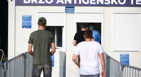 Hrvatska bilježi 373 nova slučaja zaraze, tri osobe preminule