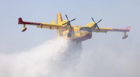 Hrvatski kanader koji je pomagao u gašenju velikih požara u Turskoj vratio se u Zemunik