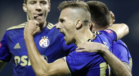 Oršić pogodio za tri boda Dinama protiv Lokomotive