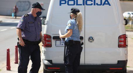 Uoči utakmice na Poljudu privedeno 16 osoba s palicama za napad