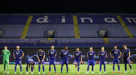 Dinamo grupe Europske lige otvara protiv West Hama