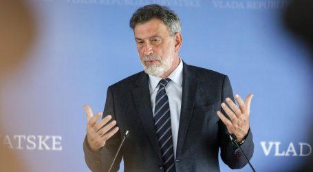 """Ministar Fuchs: """"U školama ostaju maske i mjerenje temperature, niži razredi bez 'balončića'"""""""