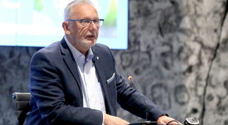 """Božinović: """"Nije isključena pomoć djeci, ženama i najugroženijima, ali treba spriječiti masovne migracije"""""""