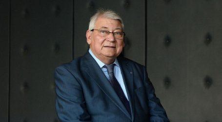 Mario Plenković nakon otkrića o seksualnim aferama promoviran u Europskoj akademiji